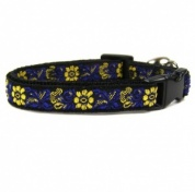 Royal and Gold Luxury Collar for Cat